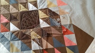 Download Machine Quilting With Rulers Video
