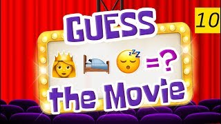 Download Can You Guess All The Movies? | Emoji Challenge 10 😃 Video