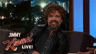 Download Peter Dinklage on New Movie, Elle Fanning & Hervé Villechaize Video