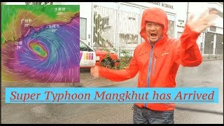 Download Super Typhoon Mangkhut is HERE ! - 颱風山竹香港 ! #香港#颱風山竹#山竹#颱風#杏花邨#數碼港#華富村 Video