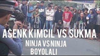 Download wow Lepas pagi LIARAN Besar 11 juni 2017 NINJA vs NINJA sukma vs asenk kimcil di BOYOLALI Video