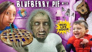 Download Granny Blueberry Pie got Flies yo Video