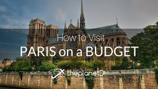 Download How to Visit Paris on a Budget - Money Saving Travel Tips Video