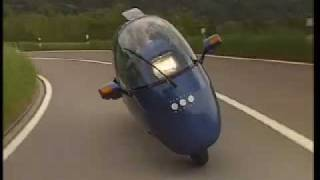 Download Car or Motor Bike? Jeremy tries out the EcoMobile - Jeremy Clarkson's Motorworld - BBC Video