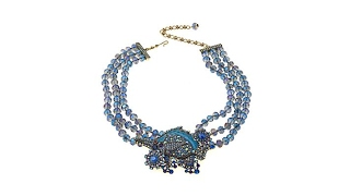 Download Heidi Daus ″Tropical Sparkle″ Beaded Drop Necklace Video