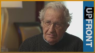 Download UpFront - Noam Chomsky on the war against ISIL Video