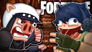 Download The Most Intensely Epic 1v1 Battle In Fortnite Battle Royale! Video