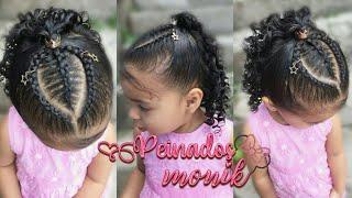 Download Peinado trenzas fácil y rápido para niñas Video
