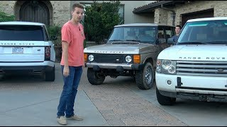 Download Here's Why You Should NEVER EVER Buy a Cheap Used Range Rover Video