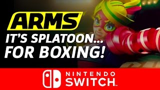 Download Arms Impressions - It's Splatoon for Boxing! Video