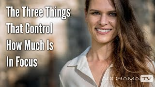 Download How To Control What's In Focus: Exploring Photography with Mark Wallace Video