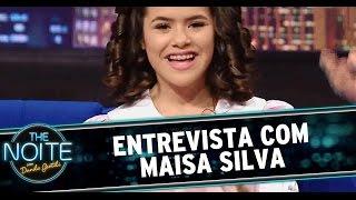 Download The Noite (10/10/14) - Entrevista com Maisa Silva Video