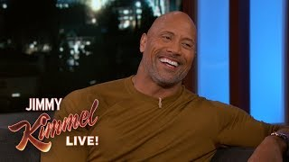 Download Dwayne Johnson on Rivalry with John Cena Video