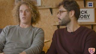 Download Dick Moby-oprichters Tim Holland en Robbert Wefers-Bettink Video