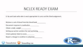 Download NCLEX Practice Exam #2 Video
