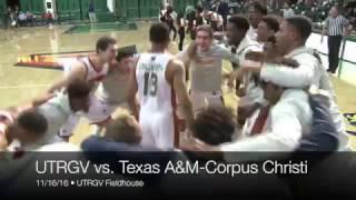 Download UTRGV Men's Basketball Drops Showdown to Texas A&M-Corpus Christi Video