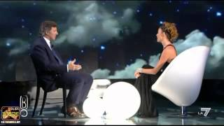 Download Alessia Fabiani foot show Video