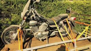 Virago 250 Bobber-The Build   Free Download Video MP4 3GP M4A