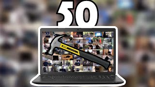 Download 50 WAYS TO BREAK A LAPTOP Video