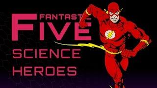 Download 5 Best Science Heroes - Fantastic Five Video