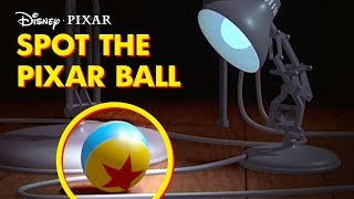Download Luxo Ball Easter Eggs | Disney•Pixar Video
