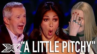 Download Best Of The Worst...″It Was A Little Pitchy″ | X Factor Global Video