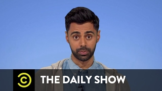 Download Hasan the Record - President Trump's De Facto Muslim Travel Ban: The Daily Show Video