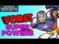 Download The WORST Super Powers | Desk of DEATH BATTLE Video