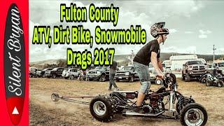 Download Fulton County ATV, Dirt Bike, SnowMobile Drags 2017 Video