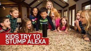 Download Kids try to stump Alexa Video
