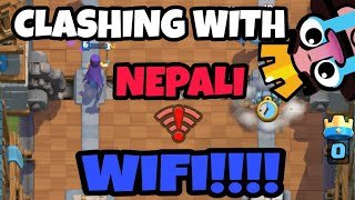 Download Clashing With Nepali WiFi!! Feel My Struggle!! Clash Royale (Nepal) Video