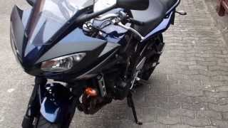 Download Yamaha Fazer FZ6 S2 Video