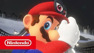 Download Super Mario Odyssey – Overview Trailer (Nintendo Switch) Video