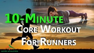 Download 10-MINUTE CORE WORKOUT FOR RUNNERS✔ Video