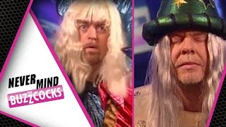 Download Christmas Special Intros Round | Bill Bailey & Rick Wakeman | Never Mind The Buzzcocks Series 6 Video