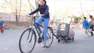 Download Kid Engineer: Bike Trailer   Design Squad Global Video