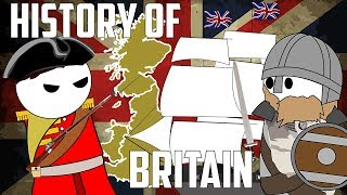Download History of Britain in 20 Minutes Video