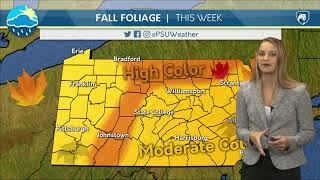 Download Wednesday Morning Forecast 10-18-17 Video