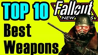 Download Fallout New Vegas: TOP 10 Weapons (All DLC Best Weapons) Video