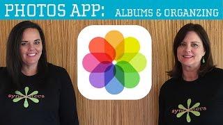 Download iPhone / iPad Photos App - Albums & Organizing Video