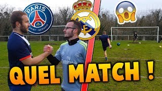 Download PSG - REAL MADRID ! INCROYABLE BUT ! QUEL MATCH !! Video