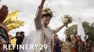 Download I Had My Wedding Despite Battling Stage 4 Cancer | World Wide Wed | Refinery29 Video