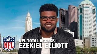 Download Ezekiel Elliott: 'I plan on taking a selfie with Goodell' | A Prospect's Life | NFL Total Access Video