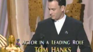 Download Tom Hanks Wins Best Actor: 1995 Oscars Video