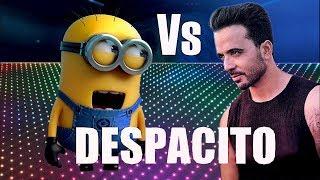 Download Despacito ft. Minions ∞ Corto Despicable Me 3 Video