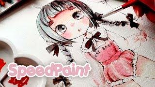 Download Cry Baby - Melanie Martinez 【Speedpaint】 Video