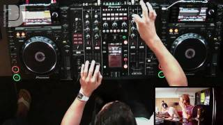 Download DJ Antonin live in the mix at the Ibiza Sonica Studios DJsounds Show Video