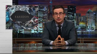 Download Fashion: Last Week Tonight with John Oliver (HBO) Video