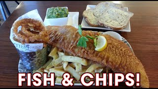 Download Harry Ramsden's Fish & Chips Challenge!! Video
