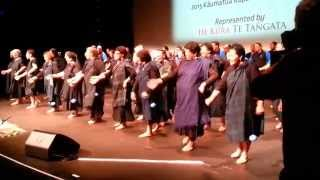 Download Waiata Pakanga WWll - Waikato Taniwharau - Auē Mama! Auē Papa! 2015 Video